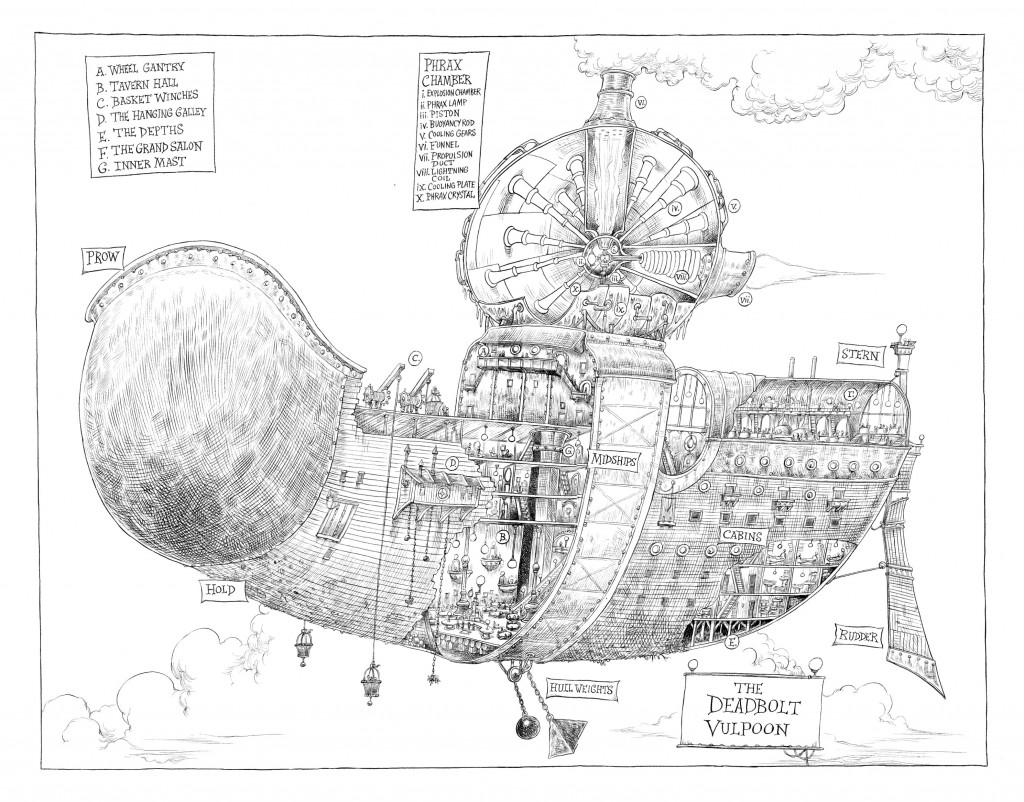 Image of The Deadbolt Vulpoon